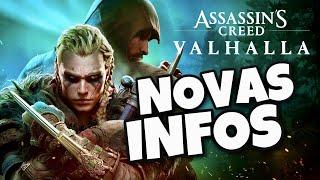 Assassin's Creed Valhalla - Novas Informações por Darby McDevitt, diretor narrativo do game
