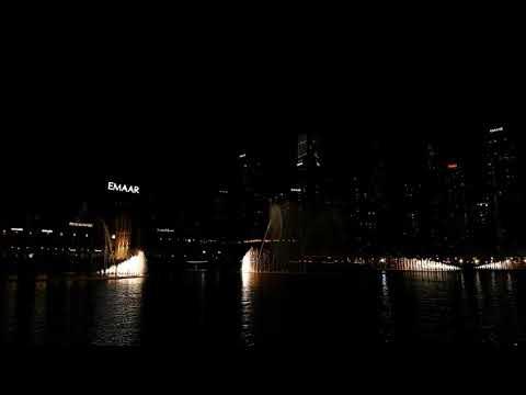 #The Dubai Fountain#Dubai#UAE