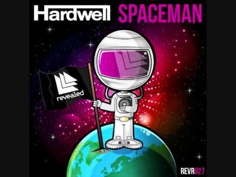 Hardwell - Spaceman (Bass Boosted)