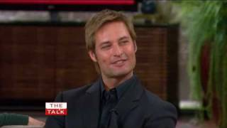Josh Holloway on The Talk, April 14th 2011