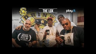 DRINK CHAMPS: Episode 50 w/ The Lox | Talk Roc Nation, History, Bad Boy + more