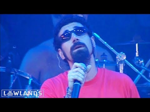 System Of A Down - Drugs + Suite Pee Live 【Lowlands | 60fpsᴴᴰ】