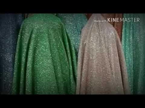 b7581134595b2 روب سواري بالقماش الجديد لصيف 2018 - YouTube