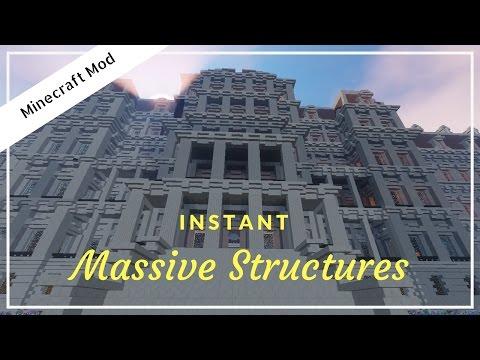 instant-massive-structures-~-minecraft-mod-review-|-elixia