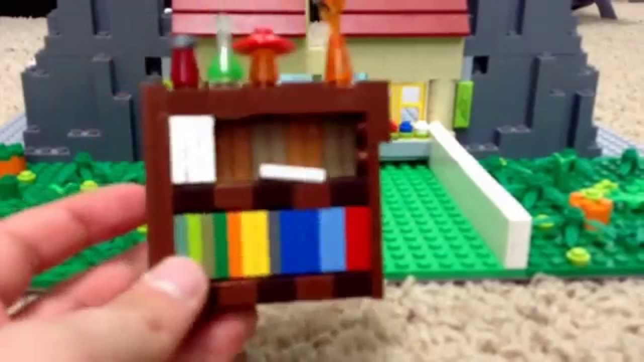Lego Cool Things To Add Your House Part 1