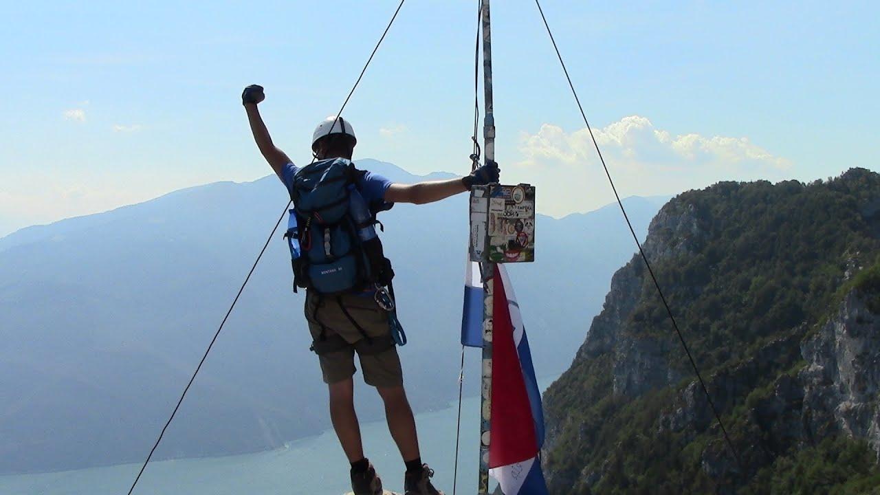 Klettersteig Italien : Brenta klettersteige in den dolomiten mit bergführer