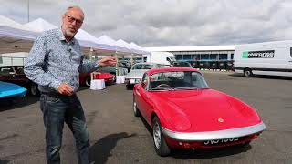 Harry Metcalfe's Top 10 Picks from the Silverstone Classic Sale 2018