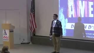Dinesh D'Souza DESTROYS Leftist College Students Arguments