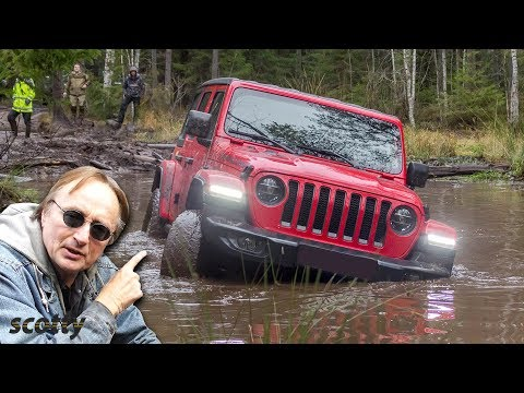 Here's Why the New Jeep Wrangler Sucks