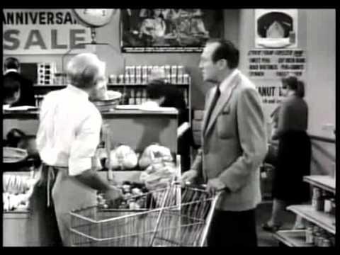 Jack Benny Program: Jack at the Supermarket