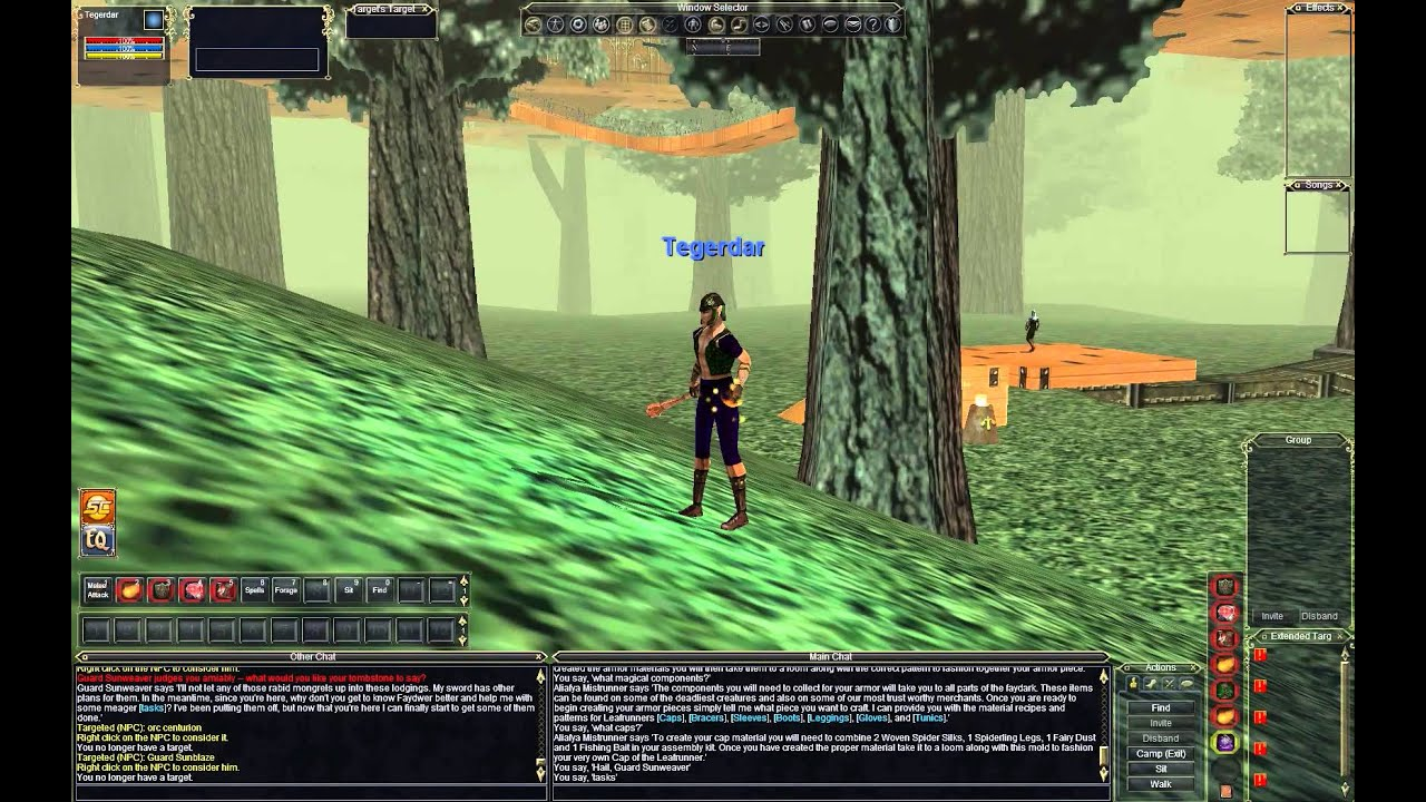 Escape to norrath updating