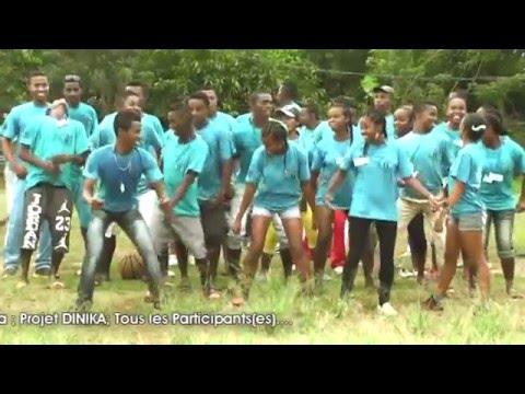 KAPEPEKY & BOUESSA & RANOALA - Aza mandry (official clip  2016 )