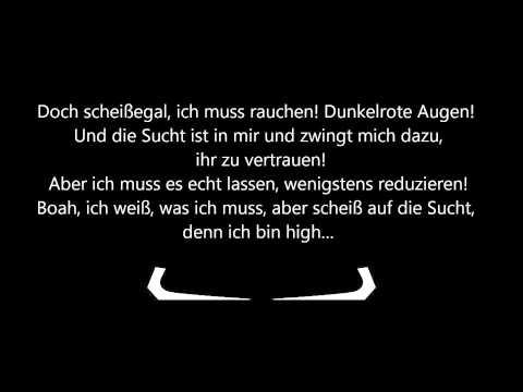Lance Butters - Dunkelrote Augen (Lyrics) [HQ]