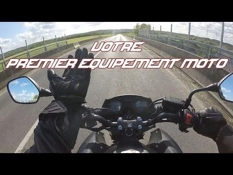 Guide Moto #1 | Votre Premier Equipement Moto - SHIFT87