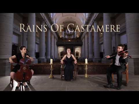 Game of Thrones  The Rains of Castamere   Grissini Project