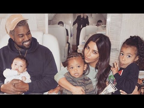 North West Sings Kanye's NEW Song in Adorable Video + Kanye Talks Mental Illness At Age 39