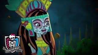 Monster High Россия |  Жуткая ценность | Мультфильм