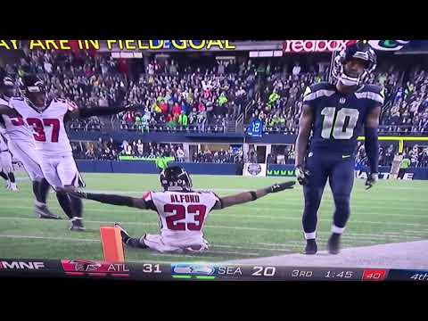 Bad Calls - Falcons VS Seattle 11-20-17