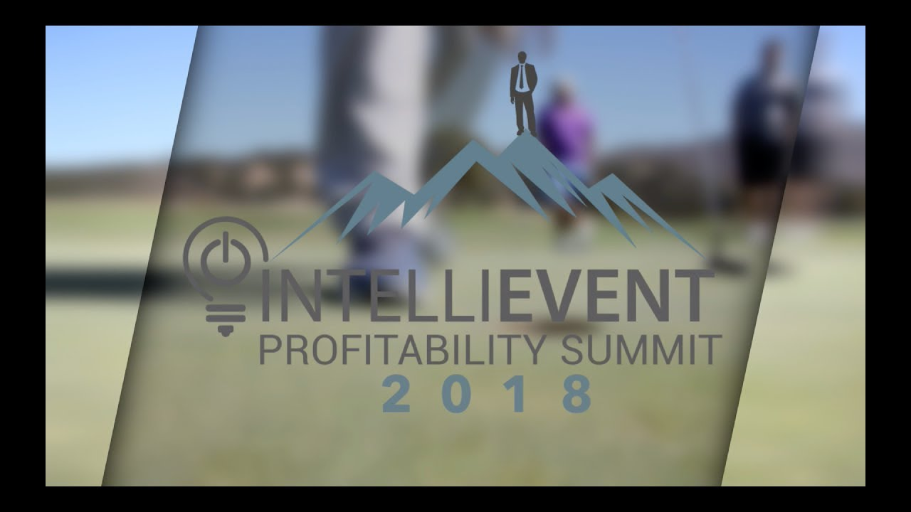 IntelliEvent Profitability Summit 2019
