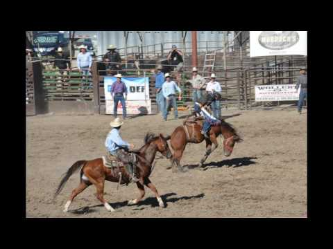 Mountain States Ranch Rodeo, September 2016