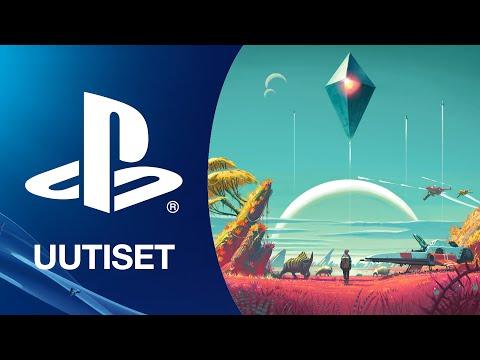 No Man's Sky myöhästyy ja The Witcher 3 laajeni – PlayStation-uutiset, viikko 22/2016