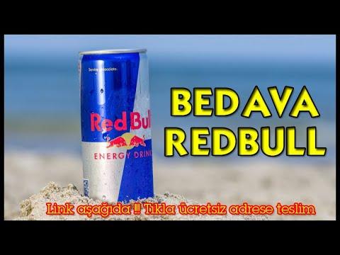 Bedava Redbull