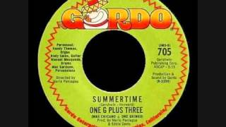 Download One G Plus Three - Summertime MP3 song and Music Video