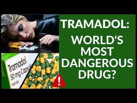 🚫HOW TO STOP TRAMADOL ADDICTION! (7 Practical Steps) -- Plus Tramadol Dangers & Withdrawal Symptoms