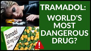🚫HOW TO STOP TRAMADOL ADDICTION! (7 Practical Steps) -- Plus Tramadol Dangers & Withdrawal Symptoms