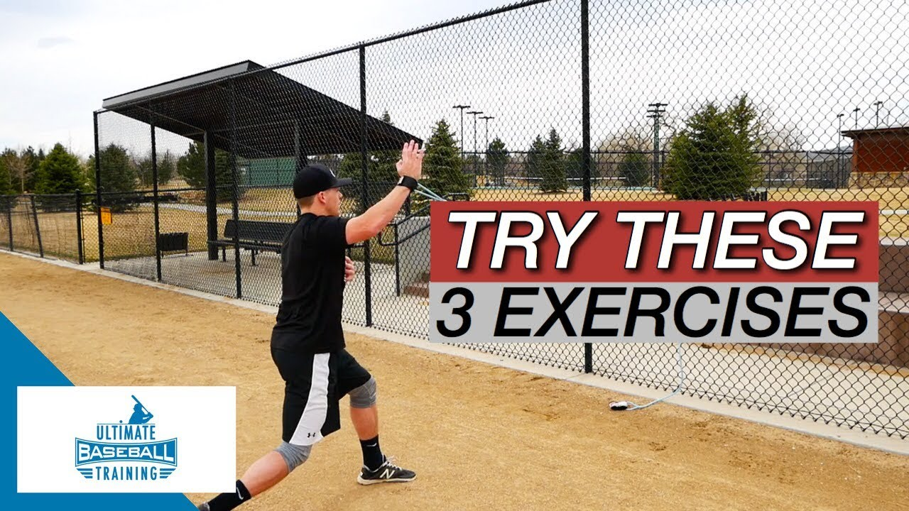 How To Build Arm Strength and Throwing Velocity (3 Exercises)
