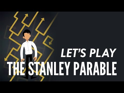 Let's Play The Stanley Parable w/ Jake