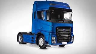 2018 ford f max cargo cekici ic dizayn turkiye de ilk
