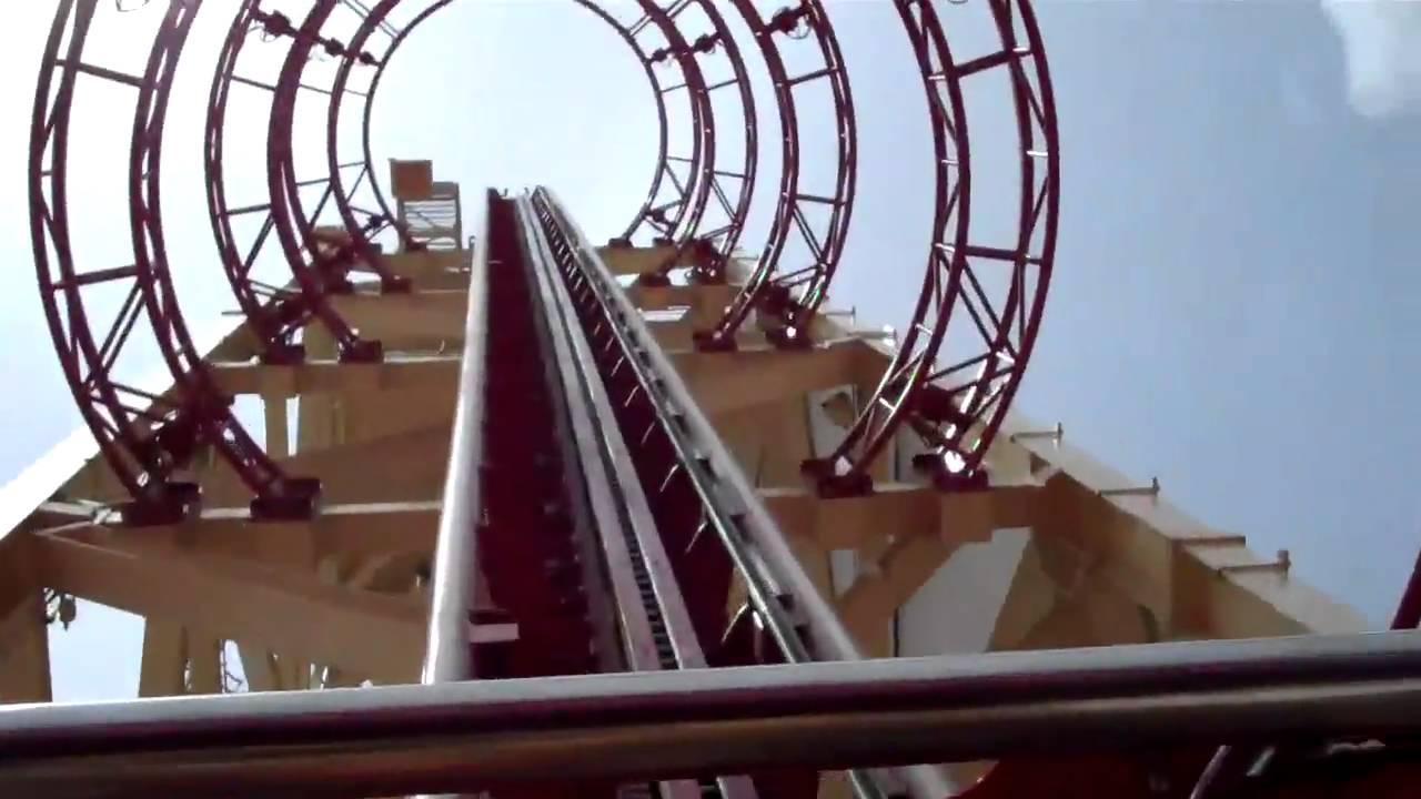 Hollywood Rip Ride Rockit Hd Onride Pov Universal Studios Florida