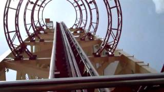 Hollywood Rip Ride Rockit (HD onride POV) Universal Studios Florida