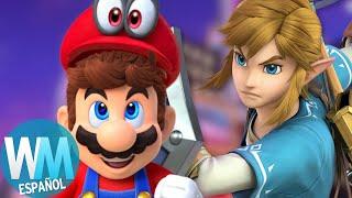 ¡Top 10 MEJORES Juegos para el Nintendo SWITCH!
