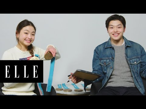 #ShibSibs Maia and Alex Shibutani Play A Game of 'Who Knows ...