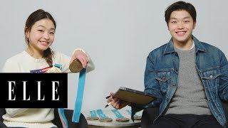 #ShibSibs Maia and Alex Shibutani Play A Game of