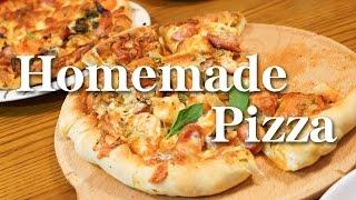 Homemade Pizza 手工披薩