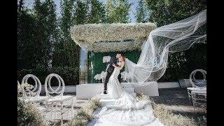 4K Modern Sophisticated Wedding Teaser at Mr. C Hotel, Beverly Hills
