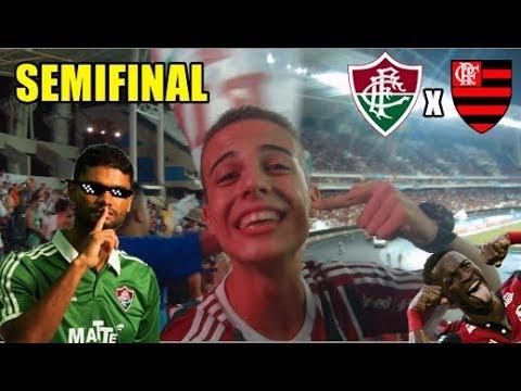 SEMIFINAL DA TAÇA RIO - Flamengo 1x1 Fluminense - DIÁRIO DO TORCEDOR #03