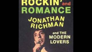 "Jonathan Richman ""Down In Bermuda"""