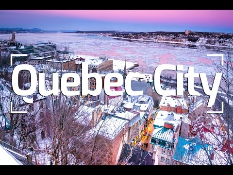 QUEBEC CITY ICE CANOE RACES | TRAVEL VLOG #3