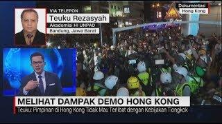 Melihat Dampak Demo Hong Kong