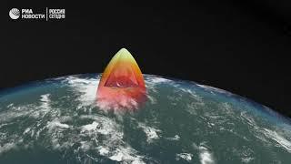 Гиперзвуковая ракета 'Авангард'
