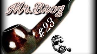 Трубка Mr.Brog#23 knolle   Обзор.
