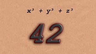 Разгадка числа 42