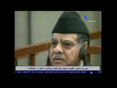 لحظة صدور احكام الإعدام على صدام حسين ورفاقه، مُؤثــــر جداً