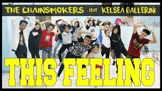 THIS FEELING DANCE - The Chainsmokers ft Kelsea Ballerini - Choreography by Diego Takupaz