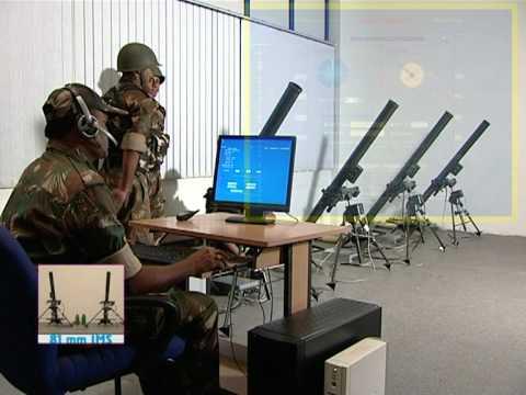 Zen 81mm Mortar Integrated Simulator (Zen 81mm MIS)