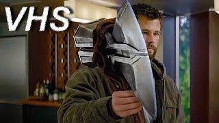 Мстители: Финал - Трейлер фильма #3 на русском - VHSник